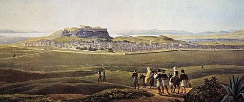 Athens 1805 (Dodwell)